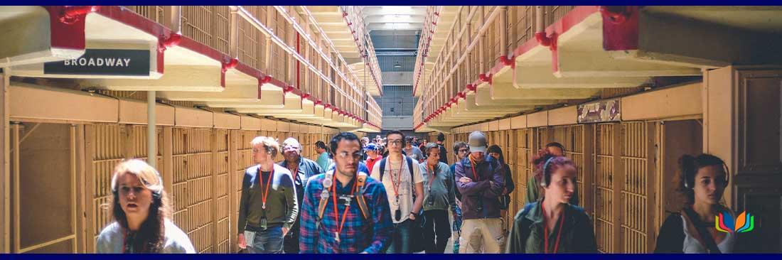 Personas en la carcel