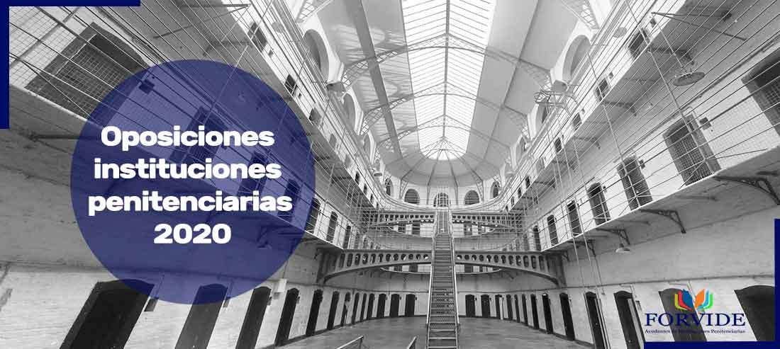 oposiciones-instiruciones-penitenciarias-2020